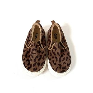 Baby GAP Toddler Girl Leopard Shoes